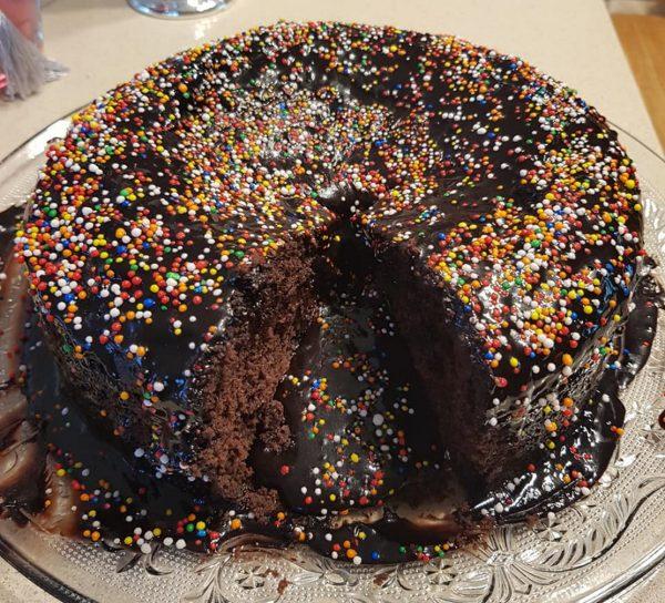 עוגת שוקולד פשוטה והכי טעימה_מתכון של נורית יונה – מאסטר מתכונים
