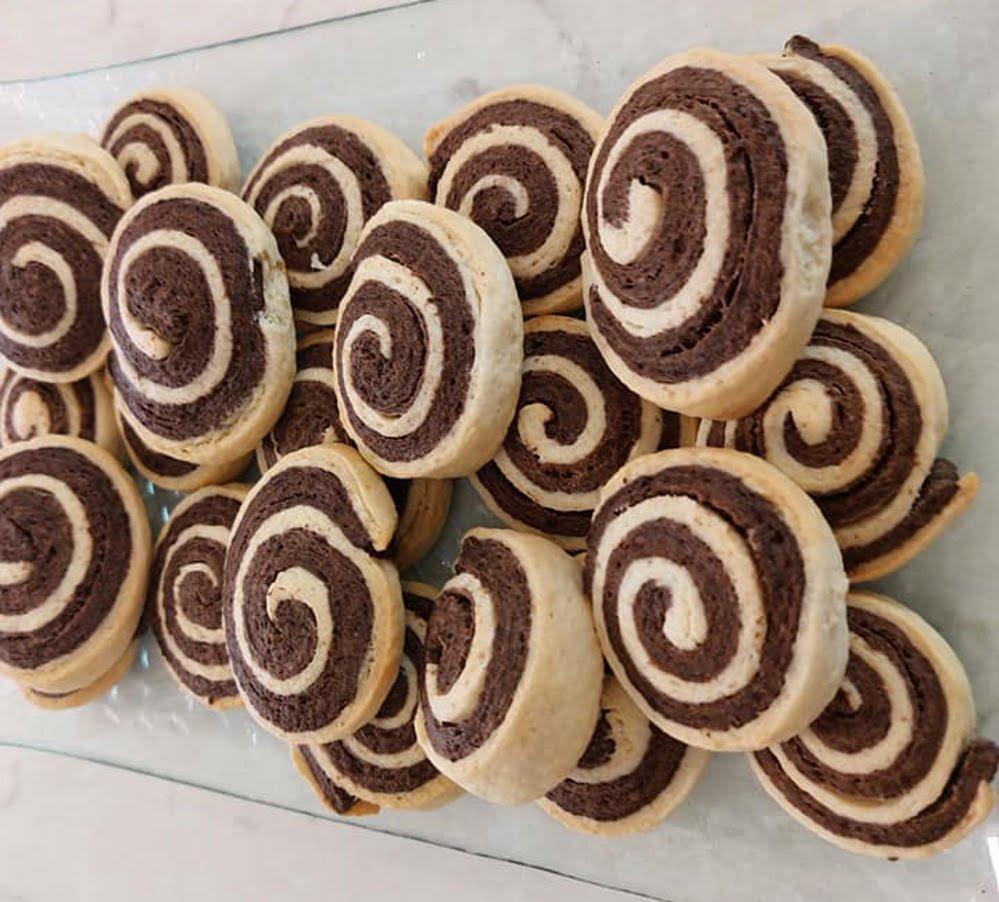 עוגיות שוקו וניל לפתיחת הצום💞_מתכון של אילנה בוכריס – מאסטר מתכונים