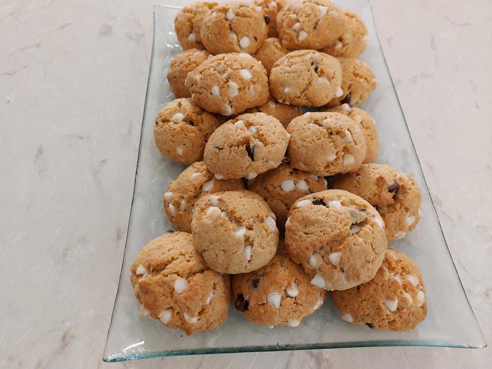 עוגיות שוקולד צ'יפס_מתכון של אילנה בוכריס – מאסטר מתכונים