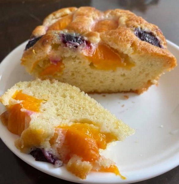 עוגה בחושה עם פרי נהדרת,_מתכון  של מרי שקד שירזי – מאסטר מתכונים