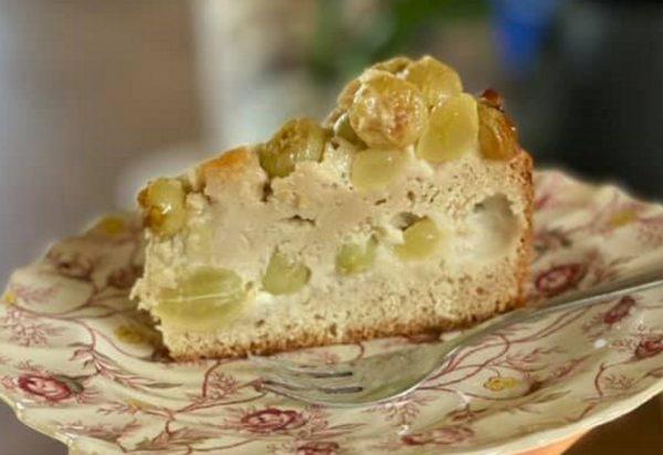 עוגת ענבים איטלקית_מתכון של גלי אלון בובר – מאסטר מתכונים