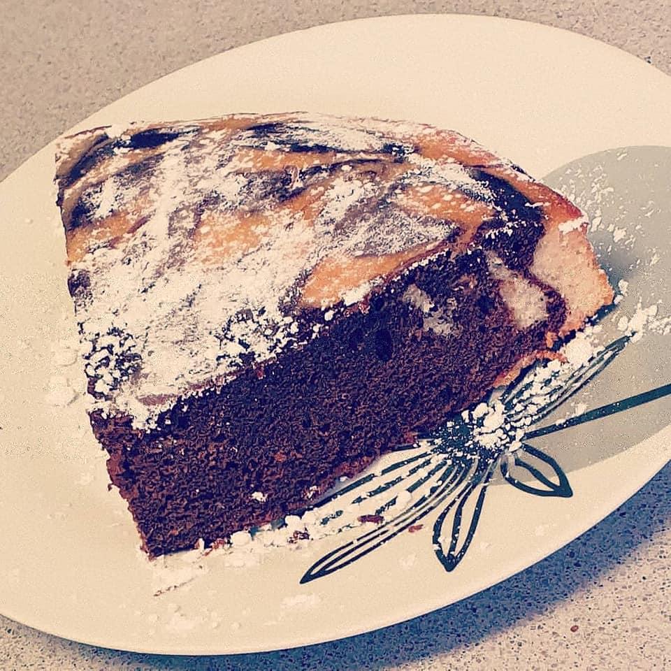 עוגת שיש טעימה_מתכון של יפה וקס-ברקו – מאסטר מתכונים