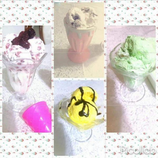 גלידות בטעמים 1_מתכון של רוז טעים במטבח אוחנה – מאסטר מתכונים
