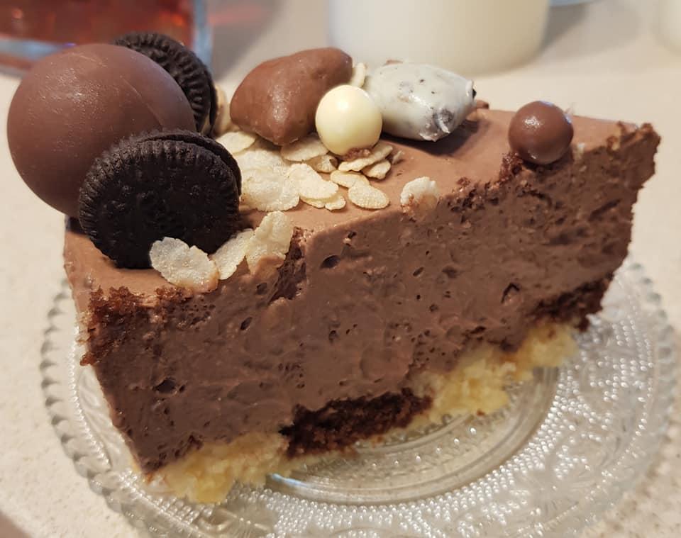 עוגת מוס שוקולד עשירה_מתכון של נורית יונה – מאסטר מתכונים