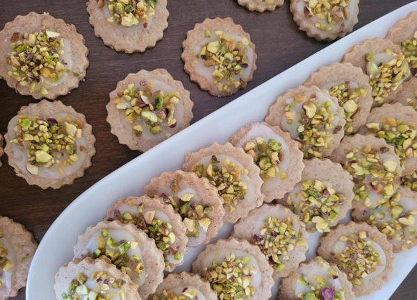 עוגיות קינמון ופיסטוקים_מתכון של עליזה ששון – מאסטר מתכונים