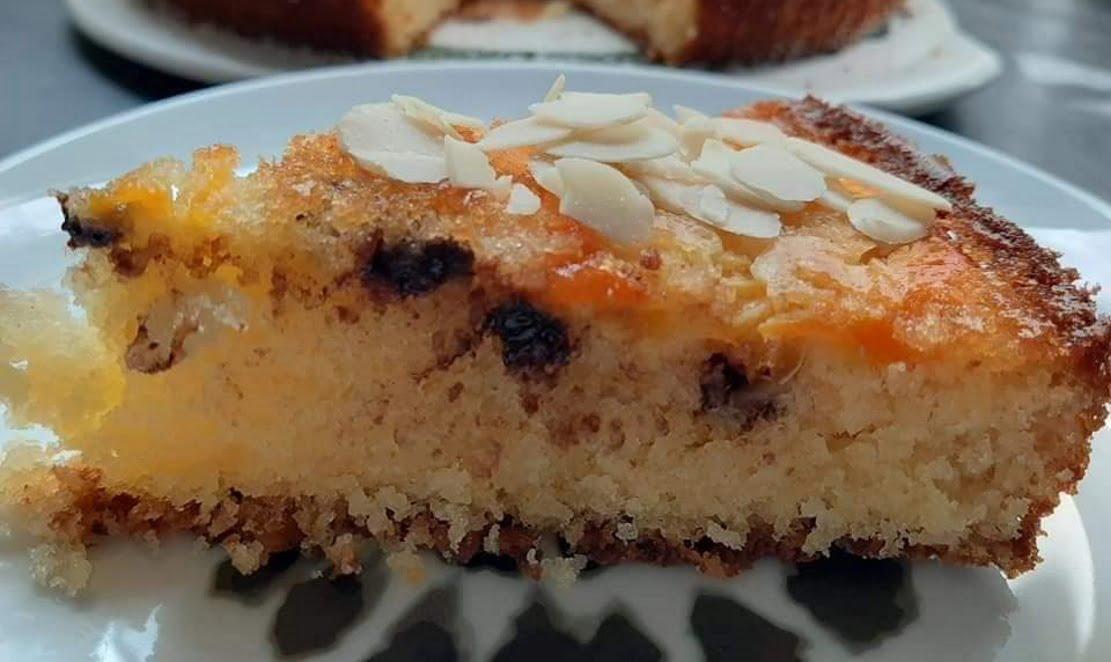 עוגת תפוזים😊☕😋_מתכון של ברכה זולינג – מאסטר מתכונים