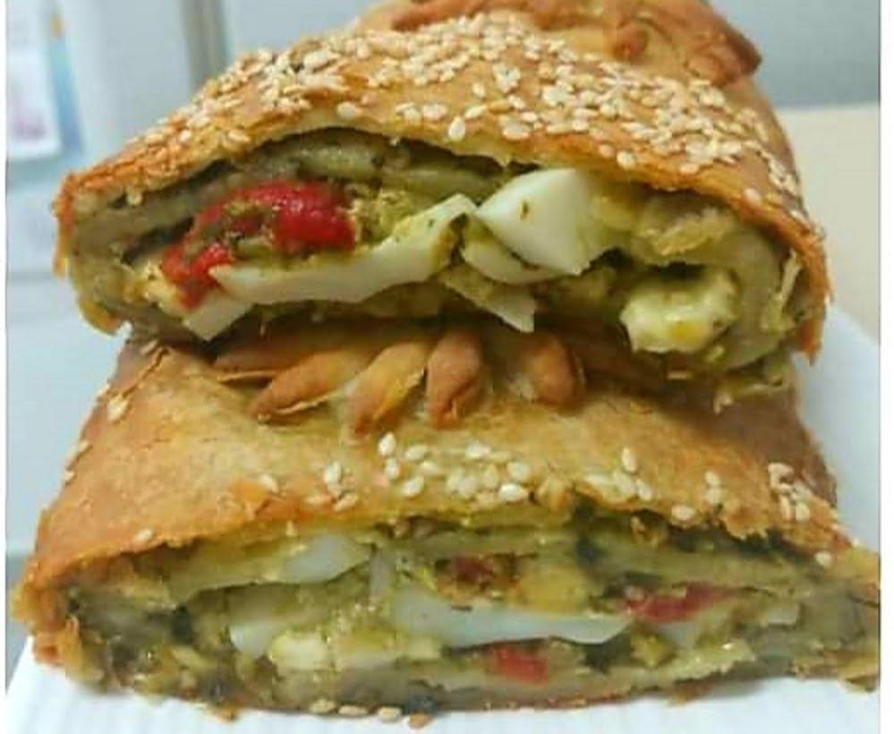 מאפה מבצק חמאה מטורף_מתכון של ירדנה ג'נאח – מאסטר מתכונים