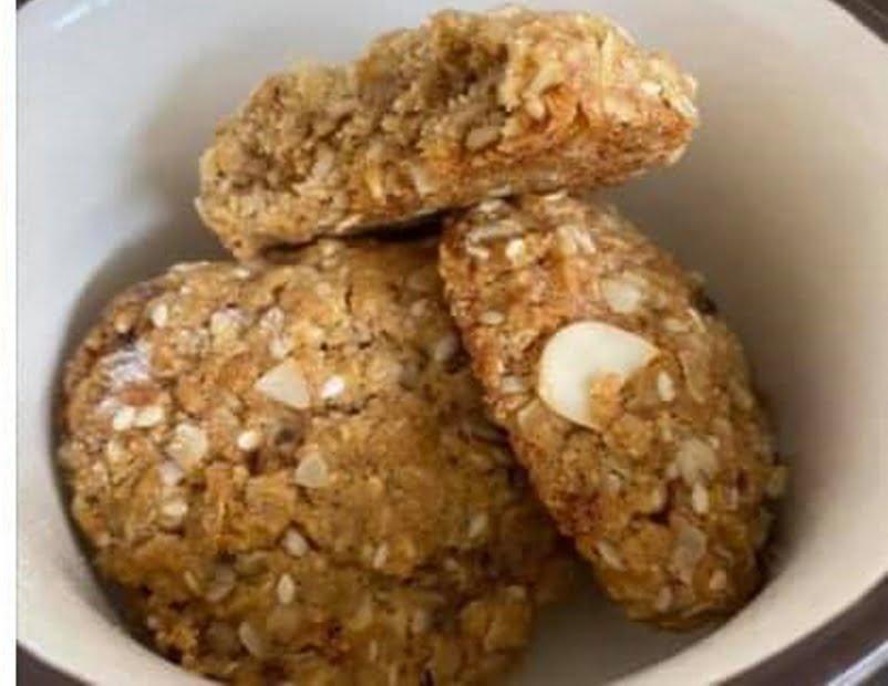 עוגיות שיבולת שועל משגעות_מתכון  של מרי שקד שירזי – מאסטר מתכונים