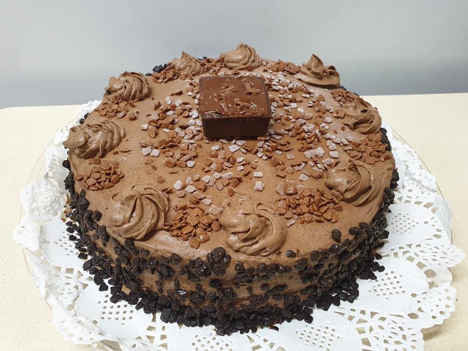 עוגת קפה ומוס אספרסו_מתכון של ירדנה ג'נאח – מאסטר מתכונים