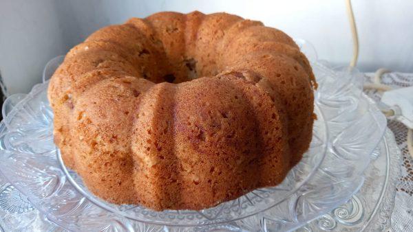 עוגת תפוחים בחושה, רכה ועסיסית 🍎🍏🍎🍏_מתכון של תהילה גיל – מאסטר מתכונים
