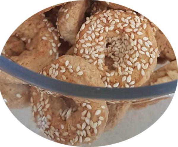עוגיות שומשום מלוחות_מתכון של נורית יונה – מאסטר מתכונים