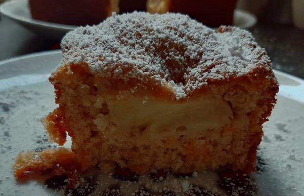 עוגת פרווה בחושה פשוטה וטעימה _מתכון של ברכה זולינג – מאסטר מתכונים