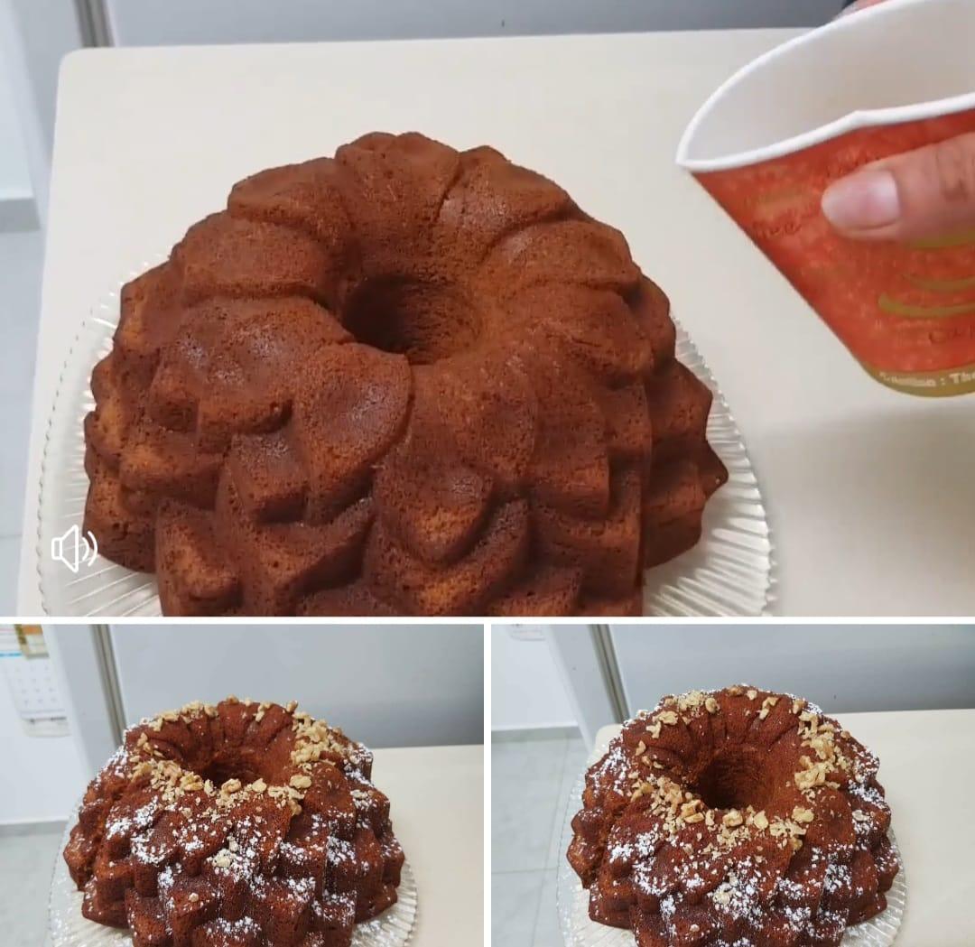 עוגת דבש_מתכון של ירדנה ג'נאח – מאסטר מתכונים