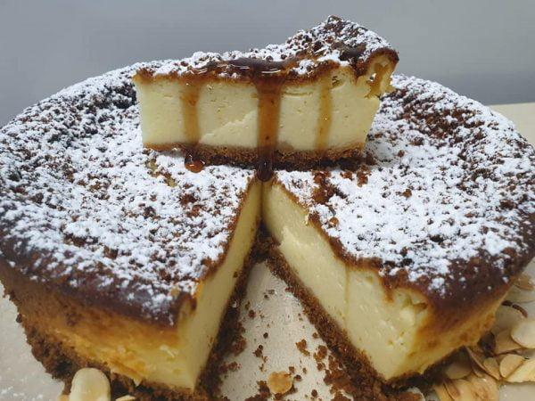 עוגת שמנת ויוגורט …מדהימה קלה וטעימה ❤_מתכון של ירדנה ג'נאח – מאסטר מתכונים
