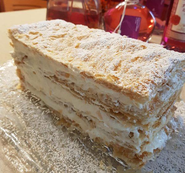 עוגת קרם שניט_מתכון של נורית יונה – מאסטר מתכונים