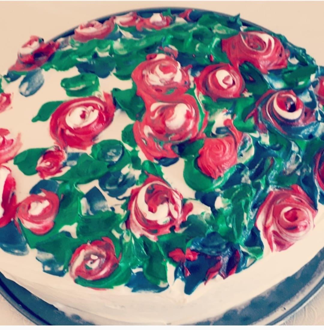 עוגה מצויירת זו העוגה שעשתה הרבה הדים_מתכון של צופית בן יוסף – מאסטר מתכונים