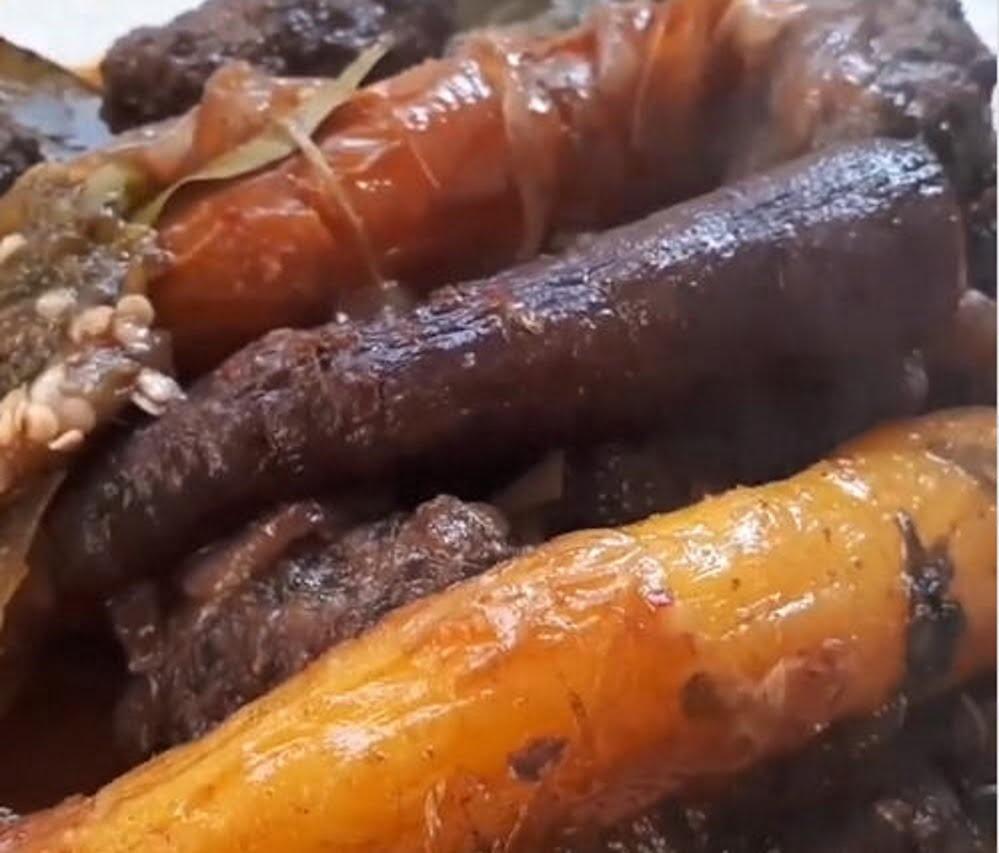 תבשיל בשר בקר עם ירקות שורש_מתכון של צופית בן יוסף – מאסטר מתכונים