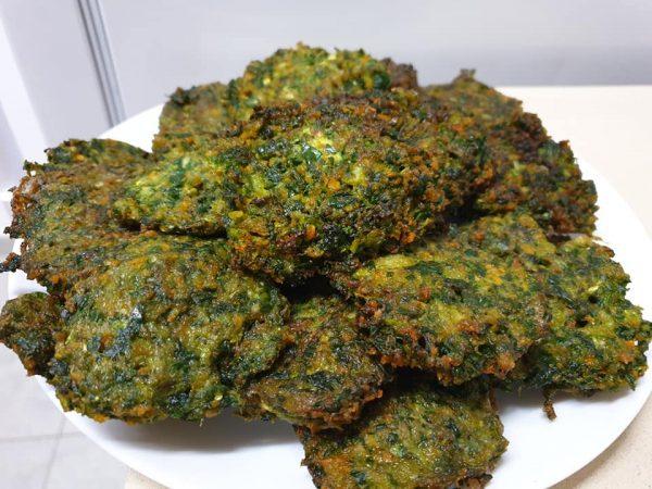 קציצות עלי מנגולד וירקות_מתכון של ירדנה ג'נאח – מאסטר מתכונים
