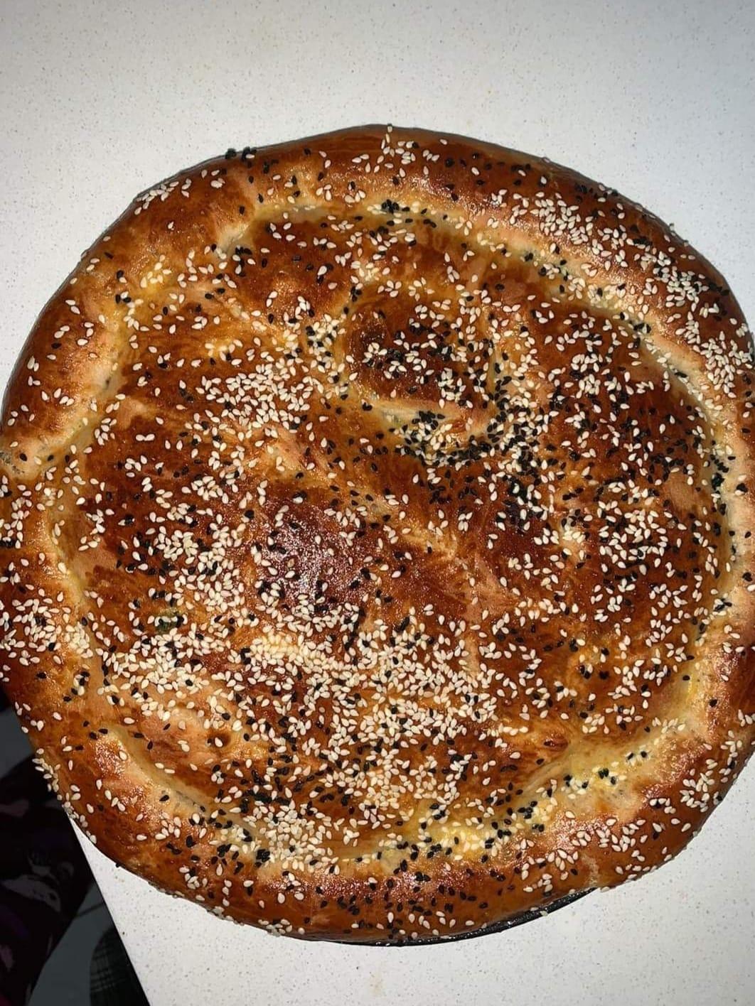 לחם טורקי או בשמו לחם רמאדן_מתכון של צופית בן יוסף – מאסטר מתכונים
