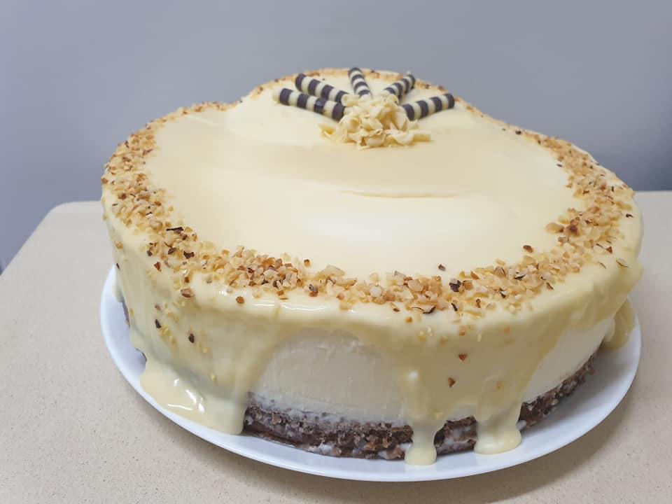 ❤עוגת גבינה מאוד מיוחדת שלא תפסיקו ליישר❤_מתכון של ירדנה ג'נאח – מאסטר מתכונים